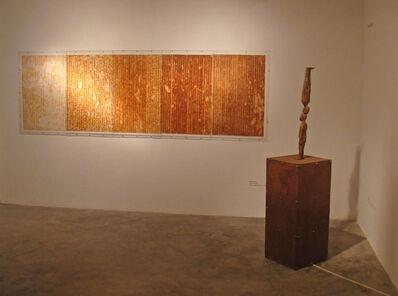 Ritesh Ajmeri, 'Rust Drawing ', 2010