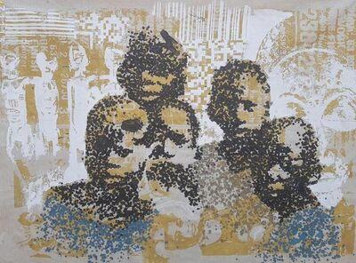 Yeanzi, 'Untitled, Série Colloquium', 2019