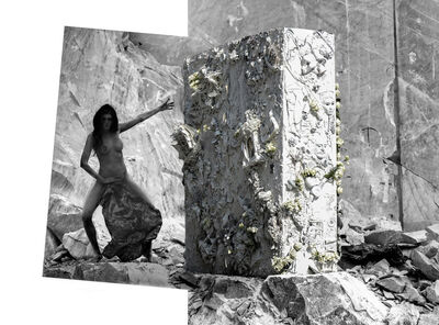 Alexandra Mas, 'Vanitas Nostrum - back ', 2020
