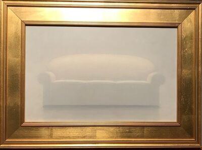 Frank Holmes, 'Sofa Blanco'
