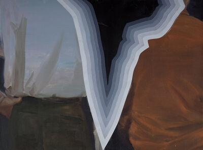Cui Jie (b. 1983), 'Ground Invading figure #7', 2012
