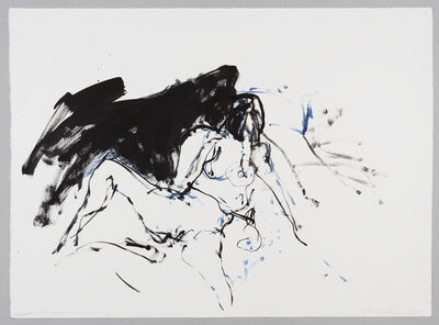 Tracey Emin, 'Waiting the Night with You', 2015