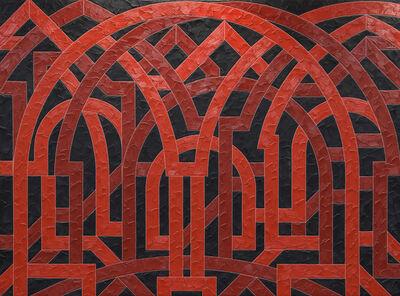 Valerie Jaudon, 'Palmyra', 1982