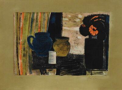 Rene Genis, 'Soucis à la fenetre', 1970