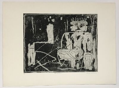 Louise Nevelson, 'Star Garden  (only avail. with Portfolio of 23)', 1965-66