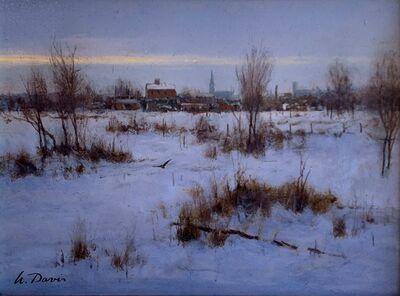 William R. Davis, 'January Field', 2020