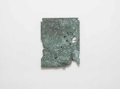 A Kassen, 'Bronze Painting (IV)', 2020