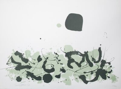 Adolph Gottlieb, 'Germination I', 1969
