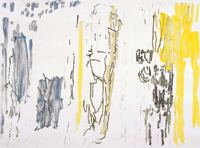 "Per Kirkeby, '""Untitled""', ca. 2010"