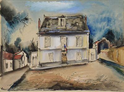Maurice de Vlaminck, 'La Mairie', 20th century