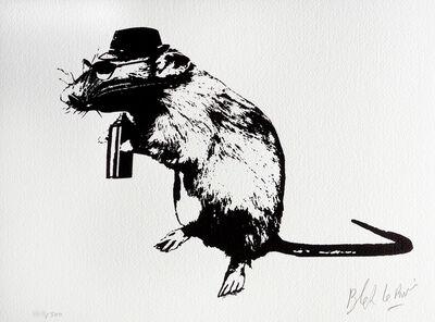 Blek le Rat, 'The Street Artist's Paraphernalia', 2016