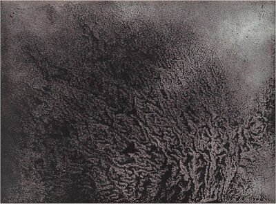 Jakob Mattner, 'Eislicht', 1999