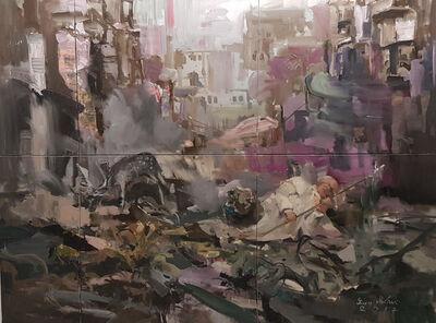 Liviu Mihai, 'Causality and effect', 2017