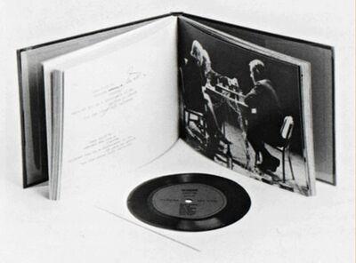 "Marcel Duchamp, 'Marcel Duchamp and John Cage:  ""Reunion""', 1968-1970"