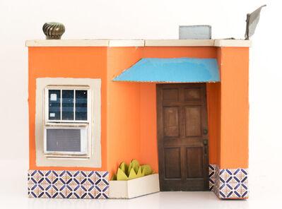 Ana Serrano, 'Orange House', 2009