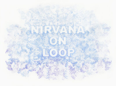 Amanda Manitach, 'Nirvana On Loop', 2019