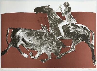Elisabeth Frink, 'Rejoneadora One', 1973