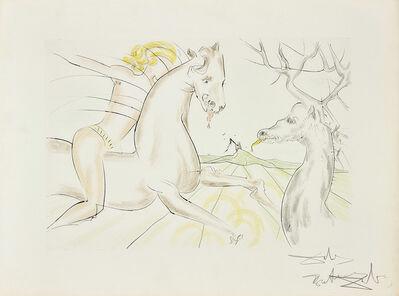 0024c248e7b Salvador Dalí  Horses - For Sale on Artsy