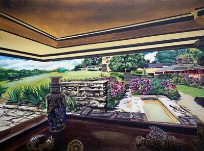 Eamon O'Kane, 'Taliesen Window (Frank Lloyd Wright)', 2018