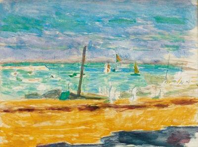 Pierre Bonnard, 'Marine dans un port du Midi', Unknown
