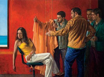 Dario Ortiz, 'Los Pretendientes', 2016