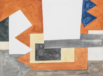 Ernst Caramelle, 'cut (action)', 2013