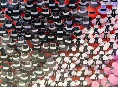 Anna Tsalagka, '(GVA) Hats', 2017