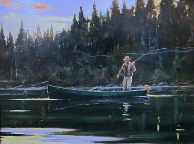 John Swan, 'The Evening Rise', 2014