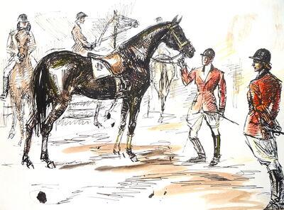 José Luis Rey Vila, 'Horseman', 1956