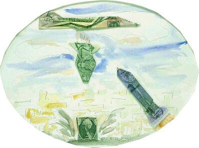 Kim MacConnel, 'Dollar for Dinar (Scud)', 2005