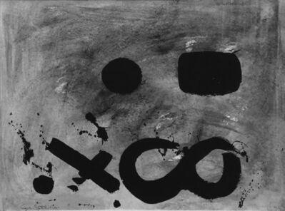 Adolph Gottlieb, 'Figure Eight', 1967