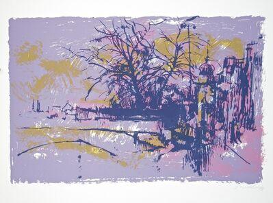 Nicola Simbari, 'White Landscape', 1976