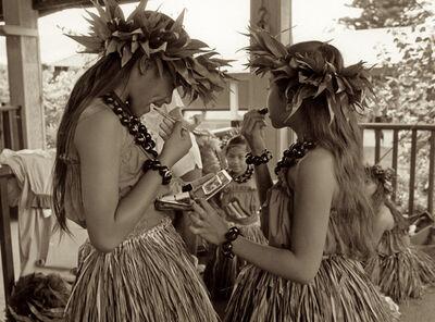 Cathy Shine, 'Kauai Girls'
