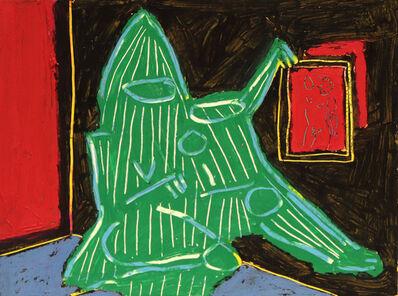 Virgil Baruchel, 'prized possession 2', 2017