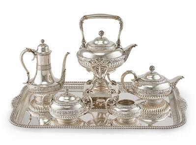 Tiffany & Company, 'Tiffany & Co. Sterling Silver Tea & Coffee Service', 1873-91
