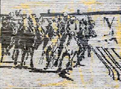 Jo Felber, 'Horse Race', 2003
