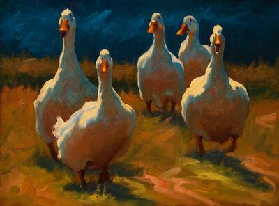 Cheri Christensen, 'A Bunch of Quacks', 2018