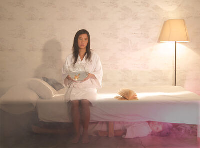 Floria Gonzalez, 'Amrita ( from To Fall series) ', 2009