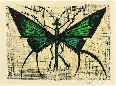Bernard Buffet, 'Le papillon vert', 1964