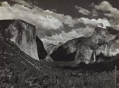 Ansel Adams, 'Yosemite Valley', ca. 1935