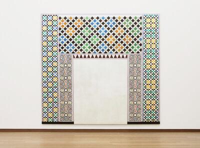 Lucy McKenzie, 'Alhambra Motifs I', 2013