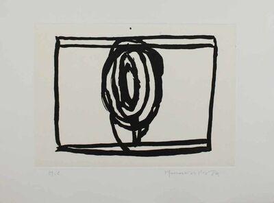 Joan Hernández Pijuan, 'Arbres 2', 1989