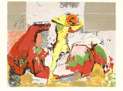 Marino Marini, 'Orfeo', 1979