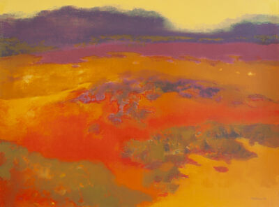 Richard Mayhew, 'Summation', 2013