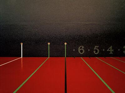 Elliott Wilcox, 'Real Tennis 09', 2008