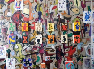 Mark Braunias, 'Dimensions Unknown', 2015