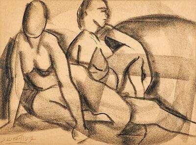 Karl Schmidt-Rottluff, 'Untitled', 1954