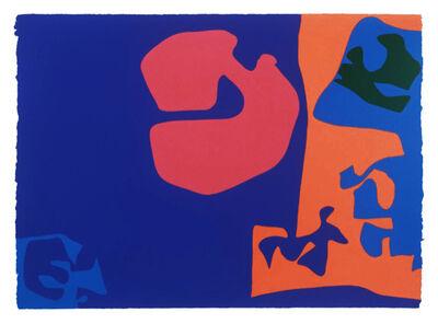 Patrick Heron, 'January 1973, Plate 17', 1973