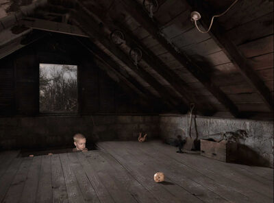 Julie Blackmon, 'Attic', 2009