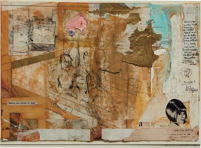 Shinro Ohtake, 'Hong Kong', 1980
